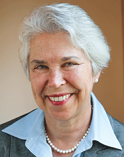 Photo of Chancellor Carol Christ